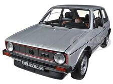1976 VOLKSWAGEN GOLF GTI SILVER 1/18 DIECAST CAR MODEL BY NOREV 188486