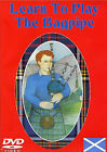Learn To Play The Bagpipes Music Lesson Bagpipe DVD Songs Tunes TUTOR Bag pipe