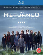 The Returned (Seasons 1 & 2) NEW Cult Blu-Ray 5-Disc Set Anne Consigny France