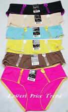 Pack of 6 pcs Bikini Panties Lot New LP7506PK Size: M