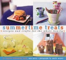 Summertime Treats: Recipes and Crafts for the Whole Family (Treats) (T-ExLibrary
