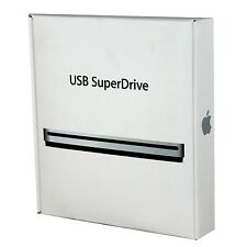 Genuine Apple USB SuperDrive MD564ZM/A DVD Disc Drive A1379  UD Official -In Box