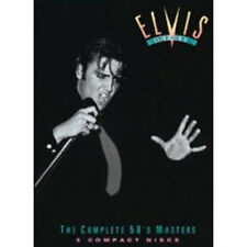 Presley, Elvis - The King Of Rock 'n' Roll: The Complete 50's Masters NEW 5 x CD