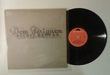 "Richie Hevens ""Dom Perignon"" LP POLYDOR 2448 117 Italy 1980 NM/VG"