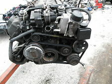 MERCEDES 98 99 00 W202 M113 C43 AMG ENGINE MOTOR COMPLETE WITH WIRING 80K MILES