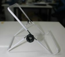 White Metal stand Holder Universal for Ipad 4/4th 2/3 all 9,10 inch Tablet PC
