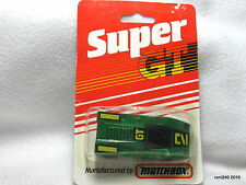Matchbox SUPER GT - MOC. made in England