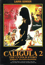 CALIGULA 2: THE UNTOLD STORY - Hardbox - Uncut -