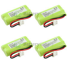 4 NEW OEM BG0039 BG039 Cordless Home Phone Rechargeable Replacement Battery Pack