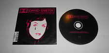 Single CD David Guetta feat. Chris Willis - Love, don´t let me go 2.Tracks SO 10