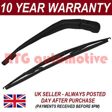 "FOR HONDA JAZZ MK 2 HATCHBACK 2007- 350MM 14"" REAR WINDSCREEN WIPER ARM BLADE"