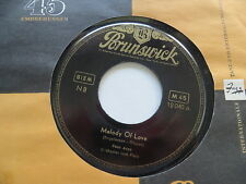 Four Aces -Melody of Love/ There is a Tavern  Brunswick Vinyl: Mint-/ FLC Sleeve
