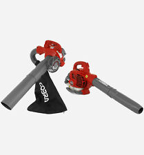 Cobra 26cc Petrol Leaf blower and Vacuum BV26C 10:1 Mulch Ratio Garden