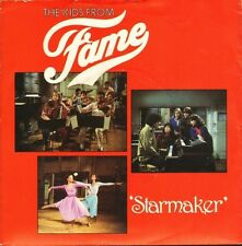 "THE KIDS FROM FAME starmaker/step up to the mike RCA 280 uk 1982 7"" PS EX/EX"