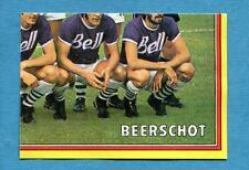 FOOTBALL 75 BELGIO Panini - Figurina-Sticker n. 39 - BEERSCHOT SQUADRA 4/4 -Rec