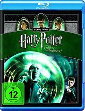 HARRY POTTER UND DER ORDEN DES PHÖNIX (Blu-ray Disc) NEU+OVP