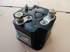 1 EA OVERHAULED GE REVERSE-CURRENT RELAY USED ON MISC. AIRCRAFT P/N: 3GTR76B1A