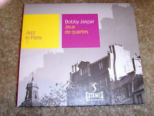 BOBBY JASPAR - JEUX DE QUARTES - JAZZ IN PARIS