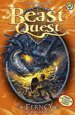 Ferno the Fire Dragon by Adam Blade (Paperback, 2007)