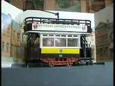 COLLECTOR'S ITEM CORGI CLASSIC MODEL TRAM            GATESHEAD GARDEN FESTIVAL.
