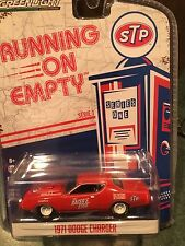 Greenlight Running On Empty 1971 Dodge Charger   STP