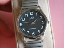 Nice Q&Q by Citizen Men's Dress Watch w/Expansion Band