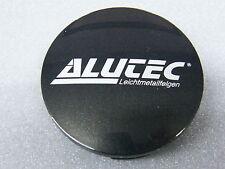 Original ALUTEC GRIP Nabenkappe anthrazit N 32 61 / 64 mm Nabendeckel grau N32