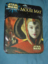 STAR WARS Episode 1 Queen Amidala Computer Mouse Mat