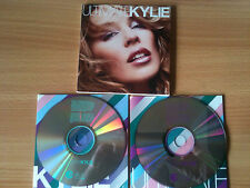 KYLIE MINOGUE~'ULTIMATE KYLIE'~V.RARE UK PROMO ONLY 2CD 2004~ULTIMATE01~NEW