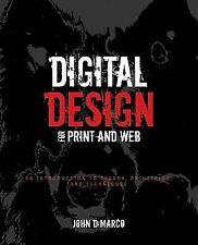Digital Design for Print and Web : An Introduction to Theory, Principles, and...