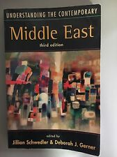 Understanding The Contemporary Middle East By Julian Schwelder & Deborah Gerner