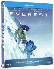 Everest Blu Ray Limited Edition Steelbook NEW