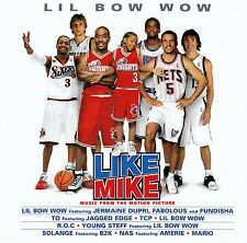 LIKE MIKE - SOUNDTRACK / MIT: LIL BOW WOW / CD (SO SO DEF/SONY 2002) TOP-ZUSTAND