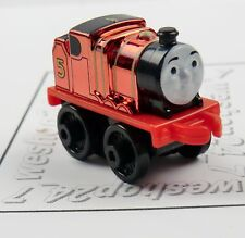 THOMAS & FRIENDS Minis Train Engine 2015  METALLIC JAMES Sealed #3 SHIP DISCOUNT