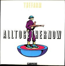 THE FARM - ALL TOGETHER NOW - FRENCH CARDBOARD SLEEVE CD MAXI