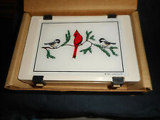 COLD BOX 1 QT Capacity CARDINAL CHICK by ASPECTS Made in Denmark Kitchen Storage