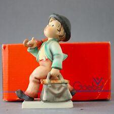 Goebel Hummel 7/0 Merry Wanderer TMK5 Excellent WITH ORIGINAL BOX