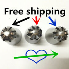3pc Sphere Ball Russian Icing Piping Nozzles Tips Cake Decoration Pastry Tool