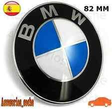 EMBLEMA BMW 82MM 51148132375 ALTA CALIDAD 2013 E30, E32, E34, E36, E38, E46, ETC