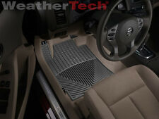 WeatherTech® All-Weather Floor Mats for Nissan Altima Sedan - 2007-2012 - Black