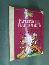 GRANDI PARODIE DISNEY #  58 - PAPERINO E IL FLAUTO MAGICO - OTTIMO