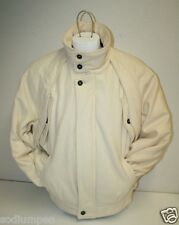 White Wool Vintage Size 42 Members Only Hipster Winter Coat Jacket Minty Rare