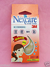 46PCS 3M NEXCARE ACNE CARE PIMPLE 2 SIZE STICKER (EXP:2020)