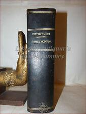 Gaetano Castelfranchi, FISICA MODERNA 1931 Hoepli con Tavole e Incisioni 3a ediz
