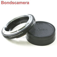 Macro AF confirm Canon FD Lens to Nikon F mount Adapter Camera D600 D800 D7000