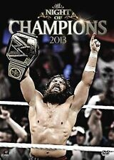 WWE: Night of Champions 2013 (DVD, 2013) NEW SEALED FAST SHIPPING FREE!