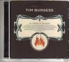 (346M) Tim Burgess I Believe In The Spirit - new CD