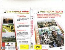 Vietnam War:Vol 1-Red Chinese-Award Winning War Documentaries-War AWWD-DVD
