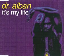 Dr. Alban ‎Maxi CD It's My Life - Germany (EX+/EX+)