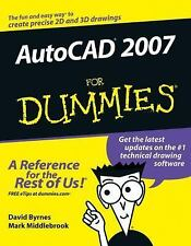 AutoCAD 2007 For Dummies (For Dummies (ComputerTech))